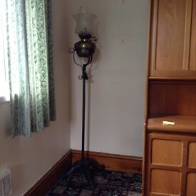 Standard Oil Lamp.