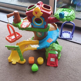 Toot toot animal collection