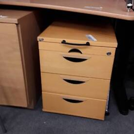 Under Desk Storage and Filing Cabinets. Several Available. Priced Each