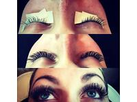 Full Set Eyelash Extensions £45