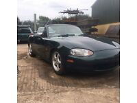 Mazda MX-5 1.8 LSD in Racing Green