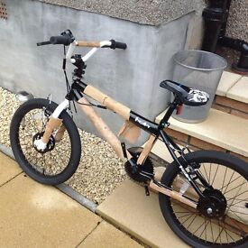 Flite punisher BMX trick bike