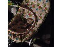 Mothercare baby bouncer vgc