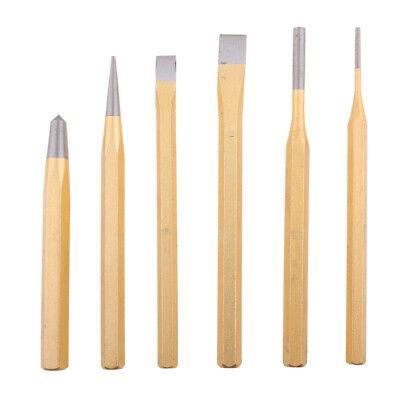 6 stücke meißel set kit gouge carving werkzeug für holzbearbeitung form
