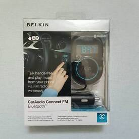 Belkin Car Audio Connect FM with Bluetooth connectivity