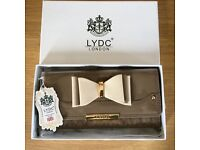LYDC London Purse, new and unused