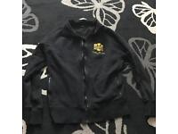 BIG COUNTRY STAY ALIVE HOODIE ALIVE SIZE MEDIUM