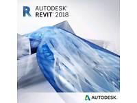 REVIT 2018 - Full 3D modelling software for PC