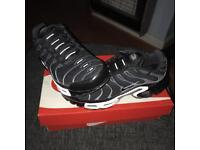 Nike Air Max Plus Tuned 1 Black/Grey