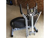 Klarfit Orbital Advanced Cross Trainer