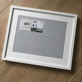 Brand new unused Ikea white picture frame