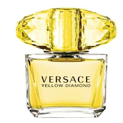 Versace Yellow Diamond 90ml EDT Spray Brand New Retail Sealed