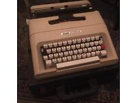 Vintage Olivetti Lettera 35 typewriter