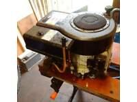 Briggs and Stratton Engine.