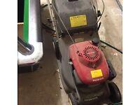 Petrol lawn mower Honda 425c