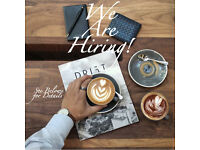 New Coffee Bar! All rounder / Front of House / Kitchen Assistant WANTED SW London