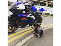 2008 GSXR K7 750 WITH EXTRAS UPGRADES!