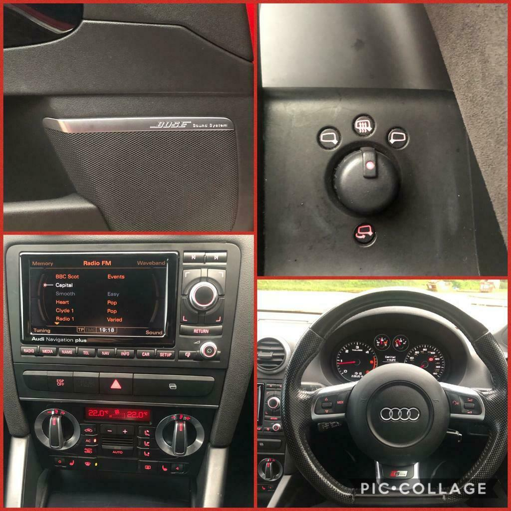 Audi A3 2 0tdi 3dr Black edition | in Glasgow City Centre, Glasgow | Gumtree