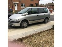 Renault Espace 7 seater Authentique model
