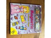 """Magnetic Princess Pippa"" Activity Book By Brenda Apsley (Hardback)"