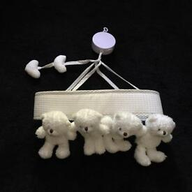 Obaby cot mobile