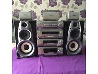 Technics DV290 stereo system for sale