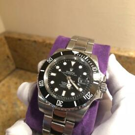 Rolex Submariner classic stainless steel