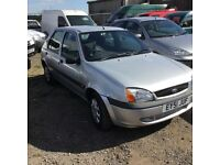 Ford Fiesta freestyle 5 dr hatch will have 1 years mot low mileage clean Cardinal cheap runabout