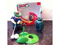 vintage M&S Remote Control golfer adult toy