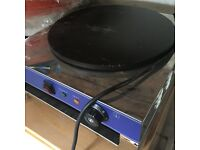 Crepes maker, Roller Grill Electric