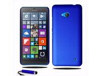 Microsoft Lumia 550 Armour Thin Hard Case Shell Cover **Brand New**