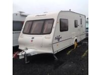 BAILEY PAGEANT CHAMPAGNE TOURER