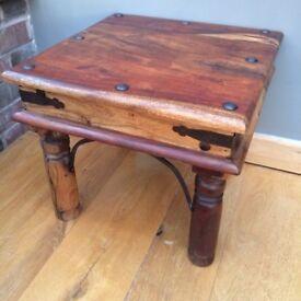 Indian Hard Wood Table