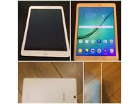 Samsung Galaxy Tab S2 9.7 32gb white Unlocked 3G/4G and Wifi