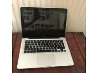 "13"" used MacBook Pro"