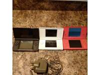 Nintendo ds lite and dsi