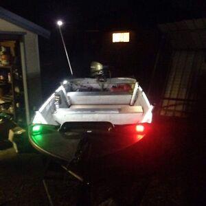 Tinny and trailer Barnsley Lake Macquarie Area Preview