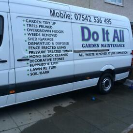 Is your garden in need of a tidy up/ clearance..free quotes, all post codes