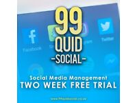 Social Media Marketing - 2 Week FREE Trial!