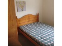 Double bed and mattress only £50 bargain!