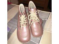 Pink kickers