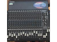 Matkie 1604-VLZ PRO 16 channel mixer - RRP £699 new from Gak
