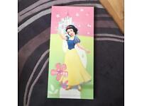 Disney Snow White canvas
