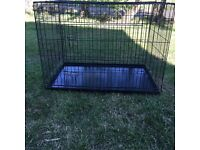 2 dog cages for sale