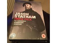 Jason Statham Box Set - DVD - brand new sealed