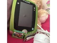 Leap pad 2 with 2 games