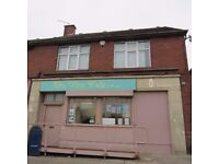 2 Bed upper floor flat above retaill unit, Tynemouth Road, Howdon, NE28
