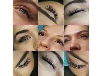 Permanent Make Up - 100£, Eyelash Extensions - 30£,Harold Hill