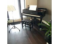 Piano Tuition in Ealing, West London