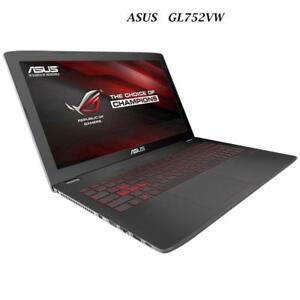 ASUS ROG GL752VW Republic of Gamers 17'' Intel i7-6700HQ turbo 3.5GHZ 8 GB 1TB, NVIDIA GeForce GTX 960M